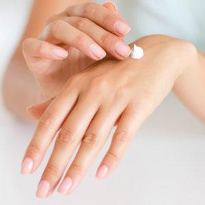 Cosmética de manos y pies