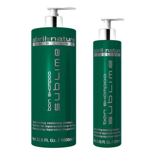 Bain Shampoo Sublime en formatos 250ml y 1000ml.