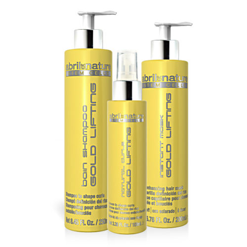 Abril et Nature Steam Cells Gold Lifting Pack