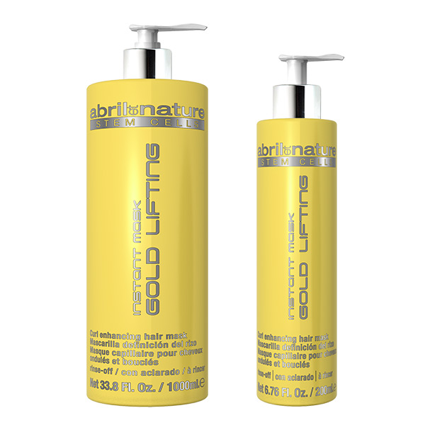 Abril et Nature Steam Cells Gold Lifting Mask 200ml-1000ml