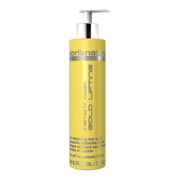 Abril et Nature Steam Cells Gold Lifting Mask 200ml