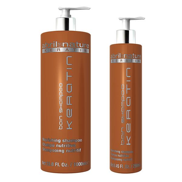 Abril et Nature Keratin Line Shampoo 250ml-1000ml