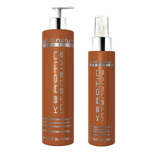 Abril et Nature Keratin intensive Sérum 100ml-500ml