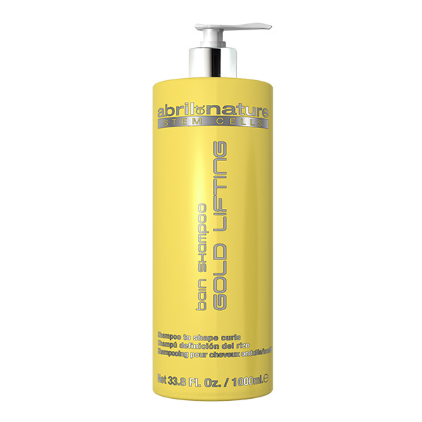 Abril et Nature Steam Cells Gold Lifting Shampoo 1000ml