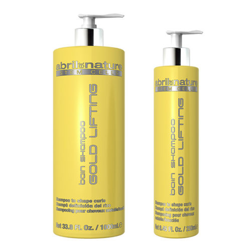 Abril et Nature Steam Cells Gold Lifting Shampoo 250ml-1000ml