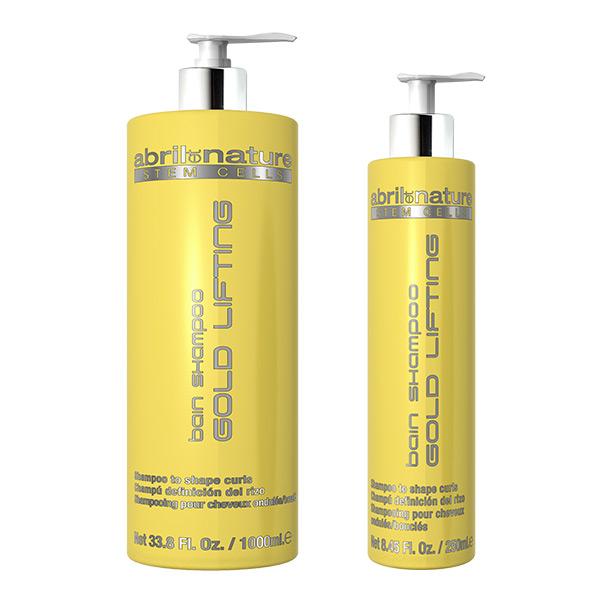 Abril et Nature Steam Cells Gold Lifting Shampoo 250ml-1000ml