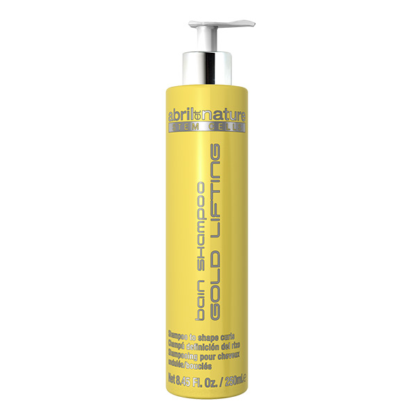 Abril et Nature Steam Cells Gold Lifting Shampoo 250ml