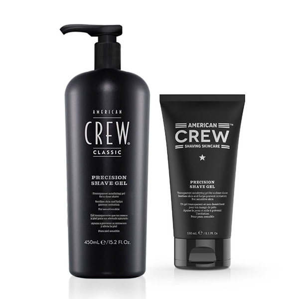 American Crew Precision Shave Gel Shaving