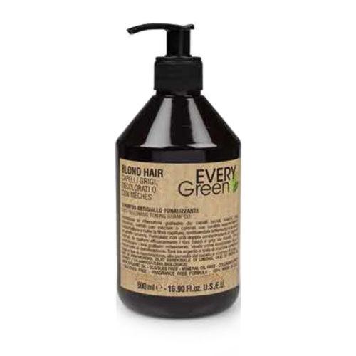 Everygreen Blonde Hair antiamarillo
