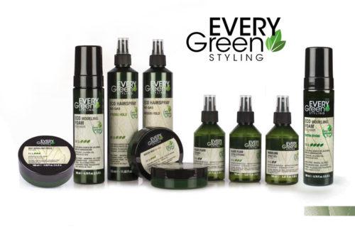 Everygreen Styling