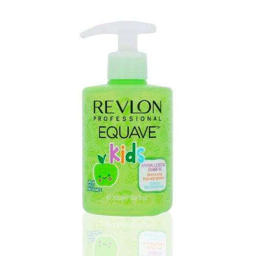 Revlon EQUAVE kids champú acondicionador manzana