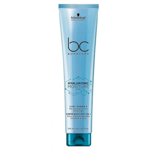 Crema BC Moisture kick hylauronic curl power