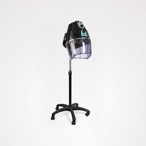 secador de casco a pie 3v ionic