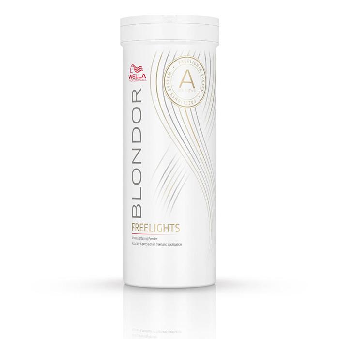Blondor Freelights de Wella polvo decolorante