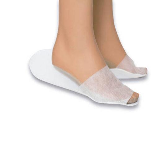 Zapatillas abiertas en tnt individual 50 pares